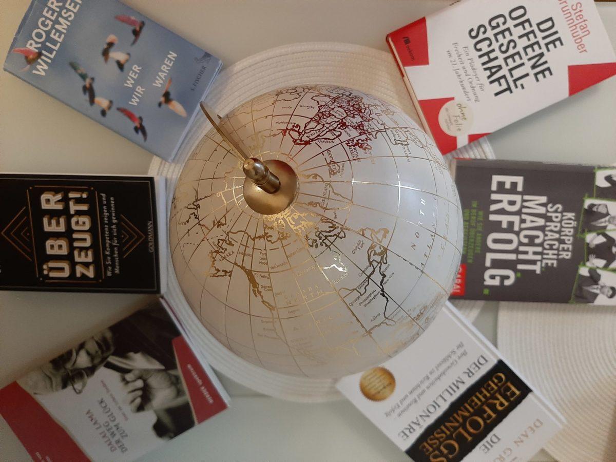 Welt der Bücher als Leidenschaft